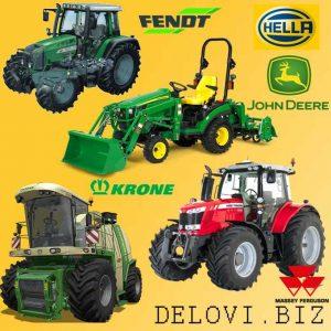 Prikolice - Traktori